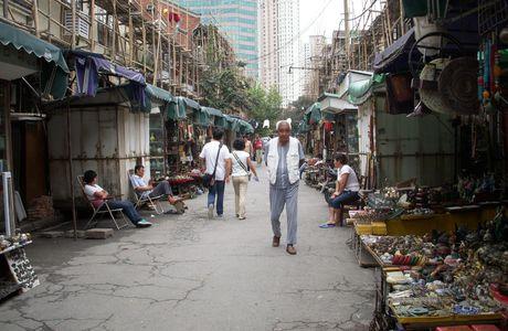 Marché de Dongtai Lu