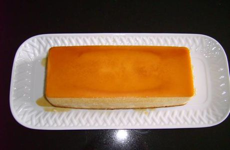 Flan Antillais...