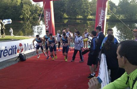 coupe de france duathlon Parthenay
