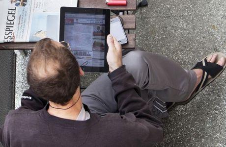 Certains préfèrent s'acheter un iPad, qu'un cadeau à une femme...