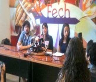 Confech exige que Claudia Peirano explique postura por gratuidad, el lucro en la educación
