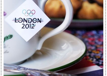 It's tea time Olympic