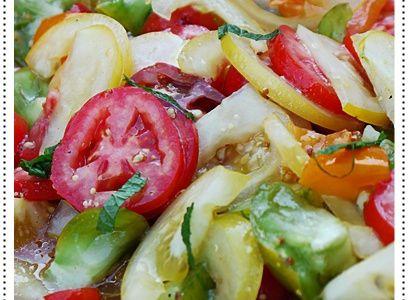 Salade coeur de boeuf