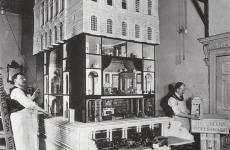 Queen Mary's dolls' house