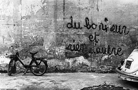 La vérité en graffitis