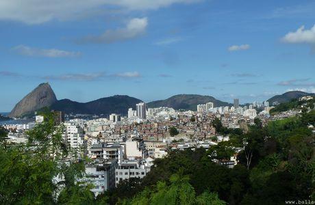 Rio de Janeiro, Pain de Sucre ou Pot de Beurre?