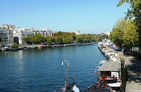 Paris, les sculptures de Carmona au fil de la Seine