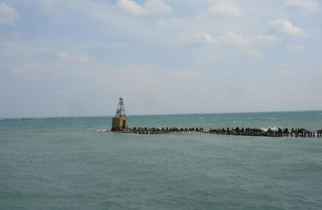 Chicago : sur le lac Michigan
