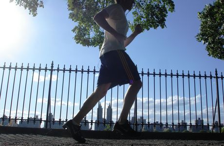 New York : courir ou flâner à Central Park
