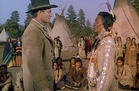 Des indiens dans la guerre de Sécession