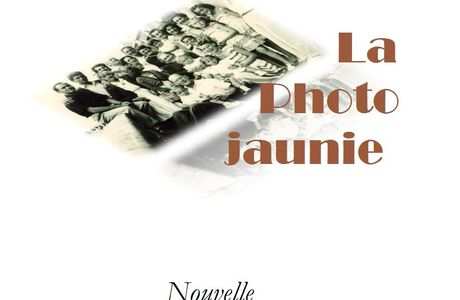 """La Photo jaunie"" en ebook sur Amazon"