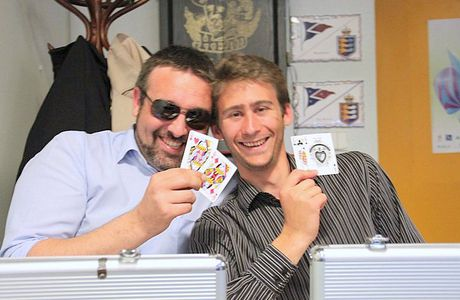 Boulogne Beach Poker Tournament 1