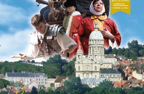 L'étonnante histoire de Boulogne sur mer