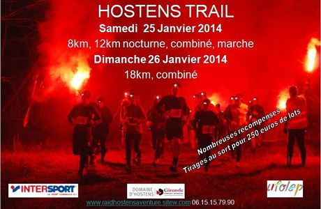 trail d'hostens 2014