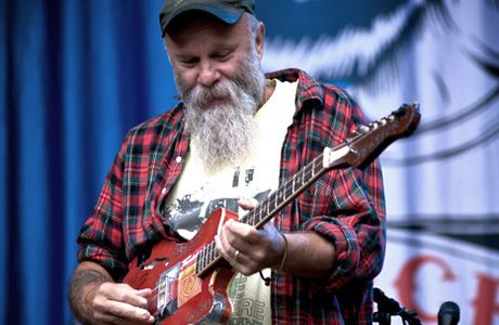 "Seasick Steve : ""whatup"" !"