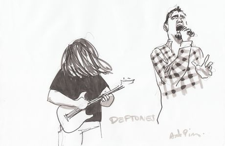 My own summer with DEFTONES