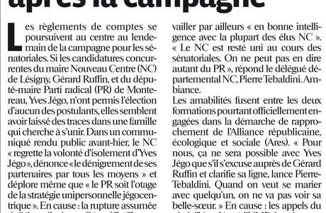 Parti Radical et Nouveau Centre en Seine-et-Marne