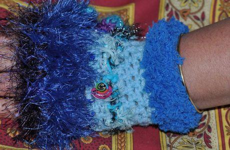 Dream in blue..........