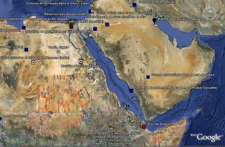 Méthode 5 # Lire une image satellite (2nde D)