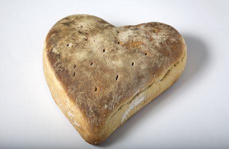 Curso de Pan para San Valentin