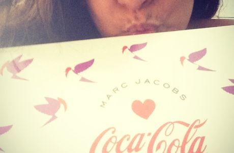 Coca Cola & Marc Jacobs
