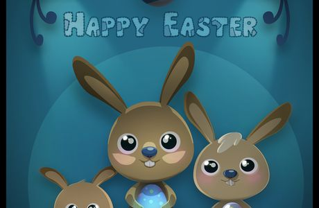 Happy Easter !