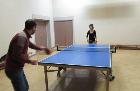 Tennis de Table à Langlade