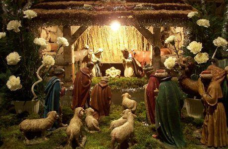 Joyeux Noël 2012 à tous... la fin du monde n'a pas eu lieu...