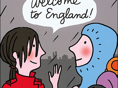 15 ans Welcome to England ! / Sue Limb