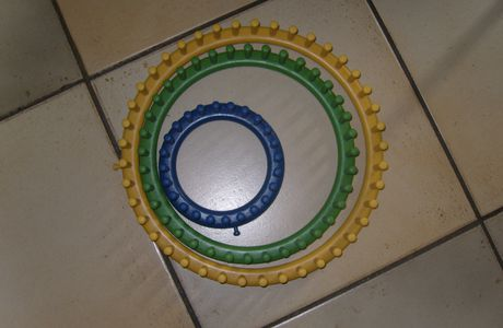 """Tricotin rond """"Knifty Knitter"""""""
