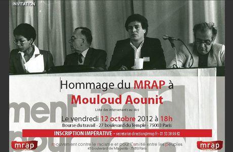 MRAP : Chronologie, non exhaustive, des actions et déclarations pro-islamiques