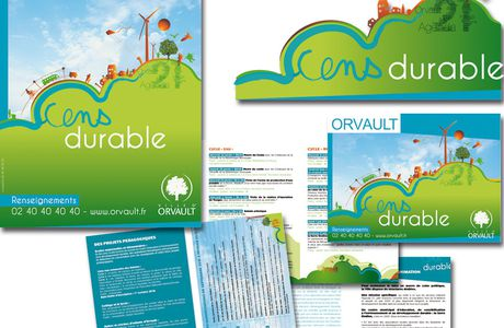 Orvault / Le Cens Durable