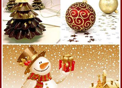 Swap de Noël : photos des colis !