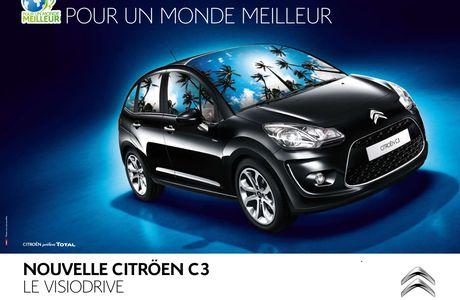 Quand la nouvelle Citroën C3 débarque aux Antilles...