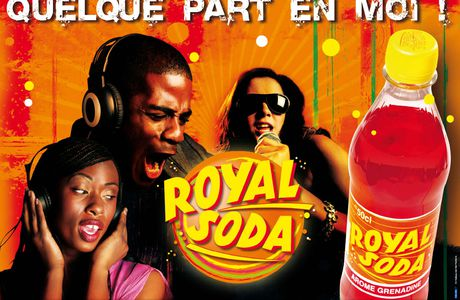 Quand on chante pour Royal Soda...