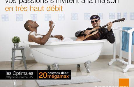 Quand Orange Caraïbe invite vos passions chez vous...