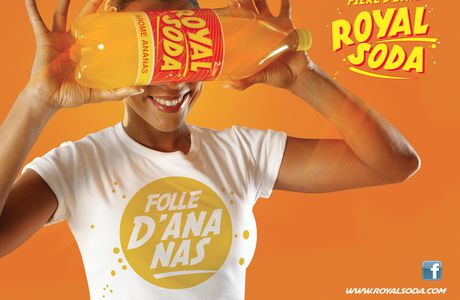 Quand on est fier d'être Royal Soda...