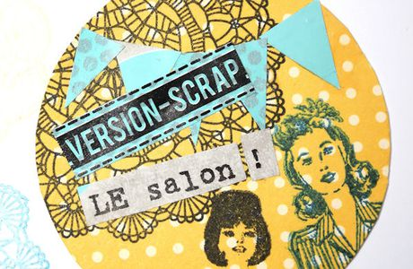 Version Scrap défi # 4