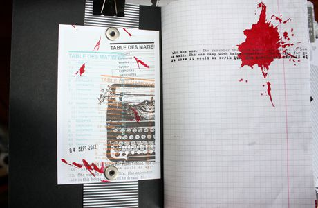 Art Journal de bureau #2