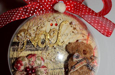 Décos de Noël N°1 / Decoraciones de Navidad N°1