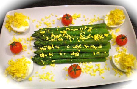 ASPERGES MIMOSA .....