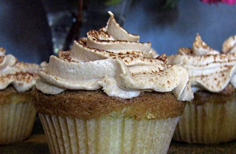 Cupcakes Tonka-Speculoos