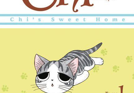 Chi, une vie de chat de Tanaka Konami (Glénat)