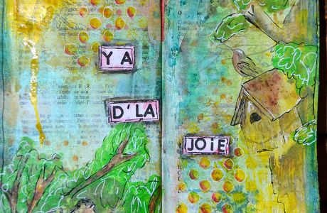 Art journal...