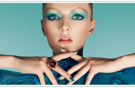 Dior - Collection été 2013 : Bird of Paradise