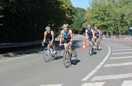 Triathlon equipe bondoufle