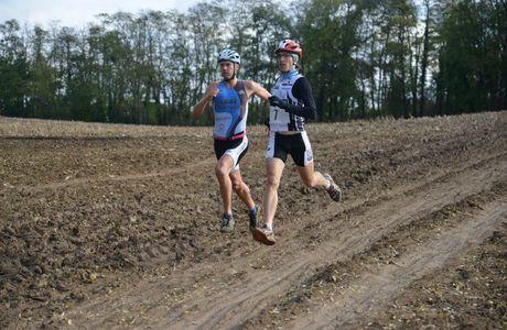 Championnat de france de bike n run Oberhausbergen