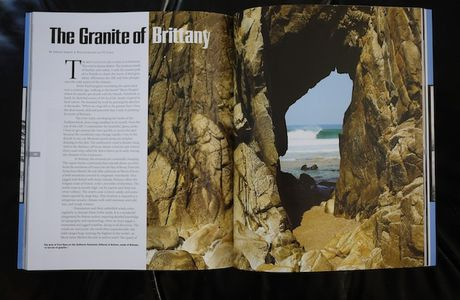 Surfer's Journal US - The Granite Of Brittany