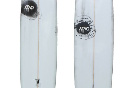 ATAO TM Single fin round pin