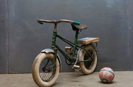 Clown Circus Bike